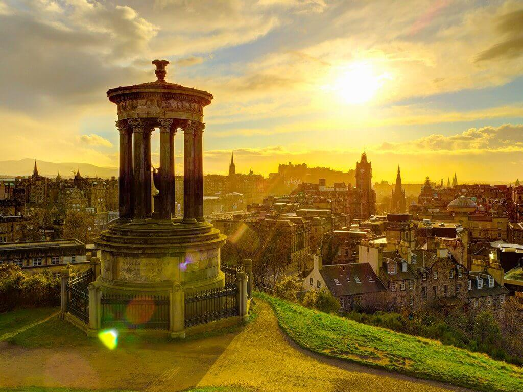 The Best Places to visit in August Edinburgh, Scotland