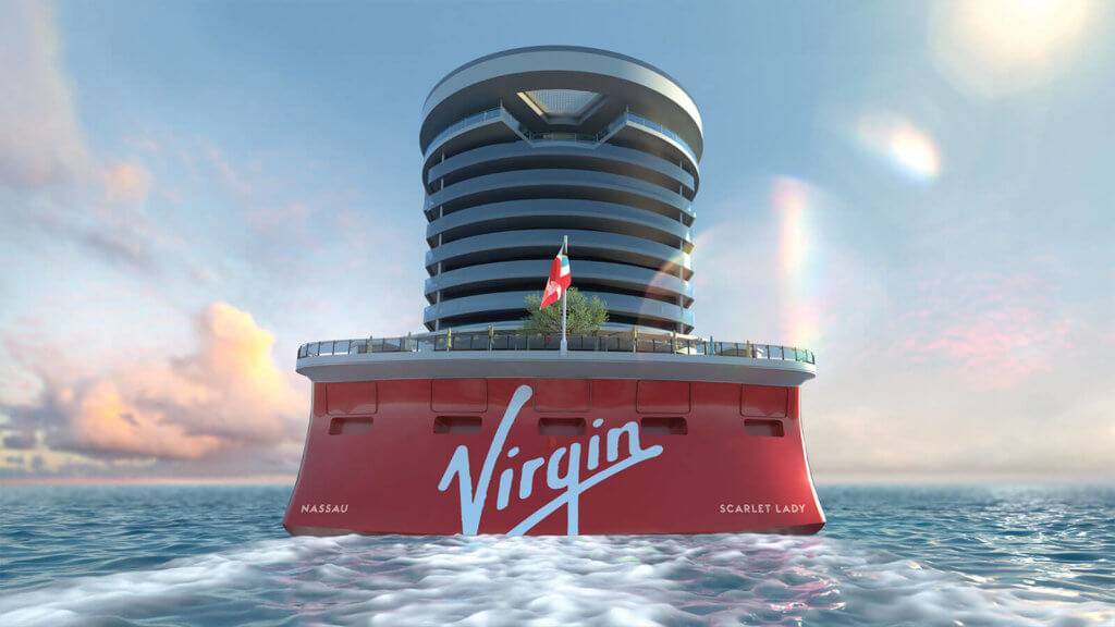 The Scarlett Lady: A Virgin Cruise