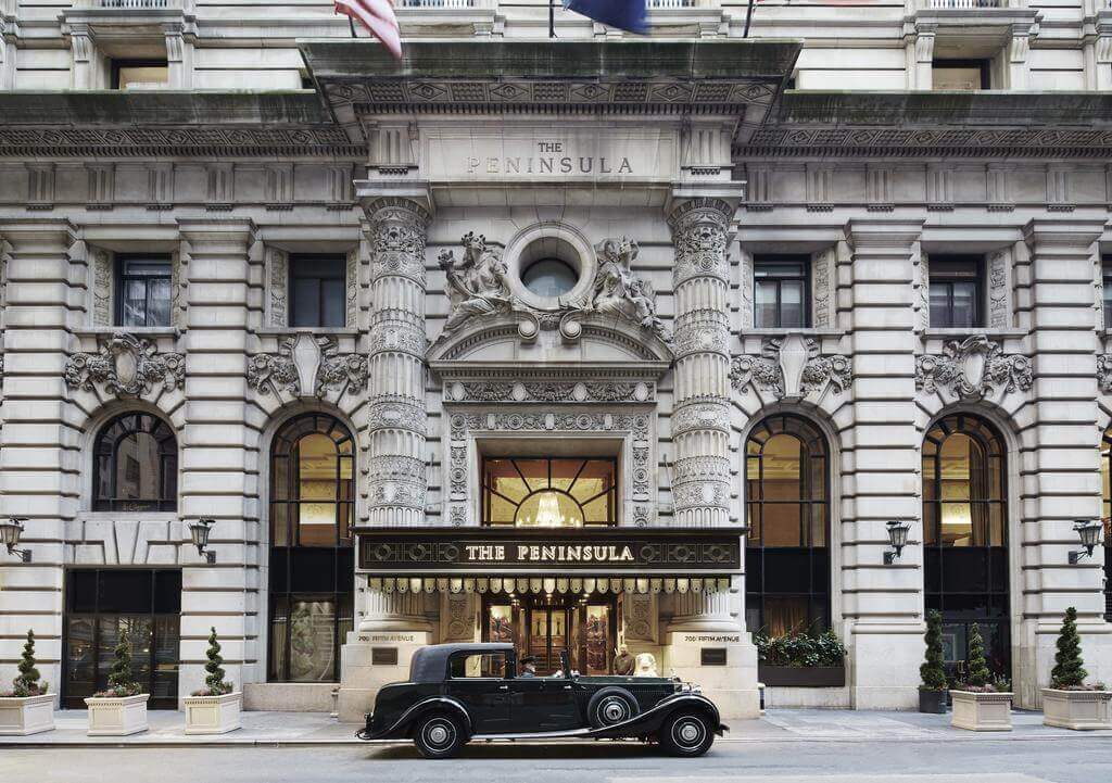 The Peninsula Hotel New York City