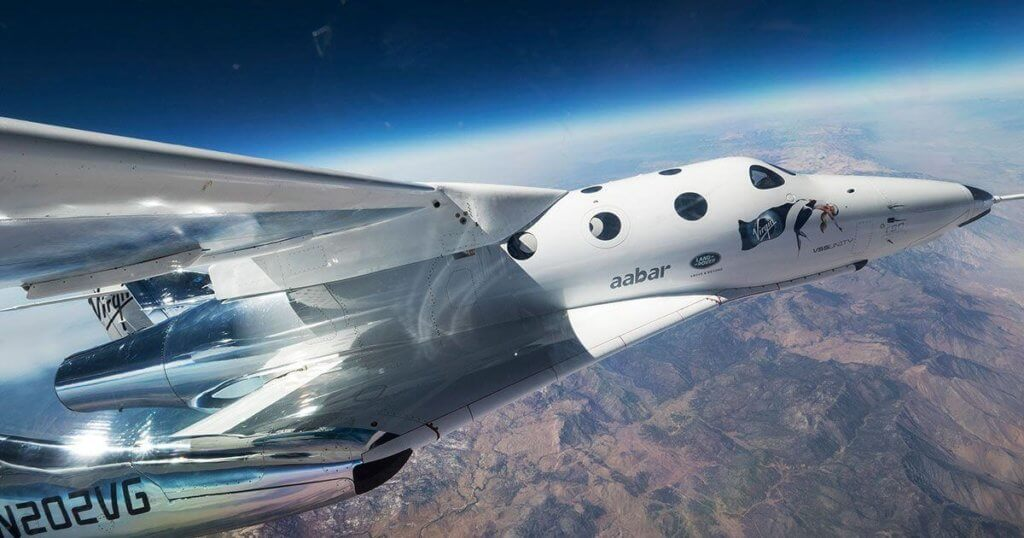Richard Branson's Virgin Galactic