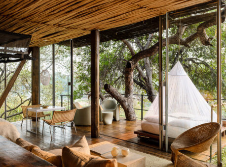 Singita Lebombo Lodge in South Africa
