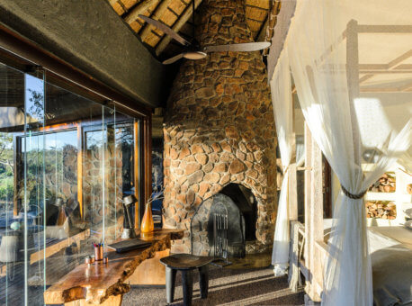 Singita Boulders Lodge in South Africa