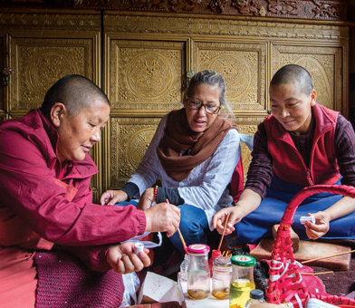Asia-China-Tibet-Locals-Guest