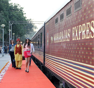 Maharajas Express train 2